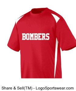 "CC Bombers ""dad"" shirt Design Zoom"
